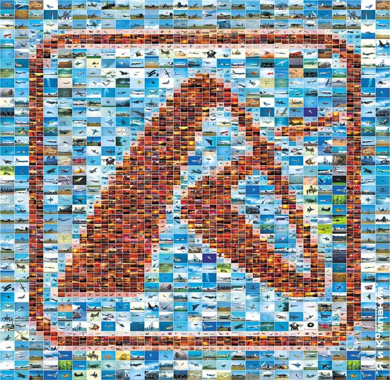 Разработка макета календаря для Авиатехмас