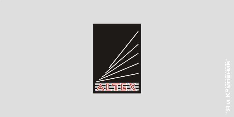 Разработка Логотипа - Алтекс