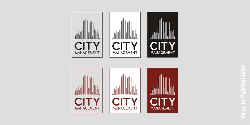 Разработка Логотипа - City Management